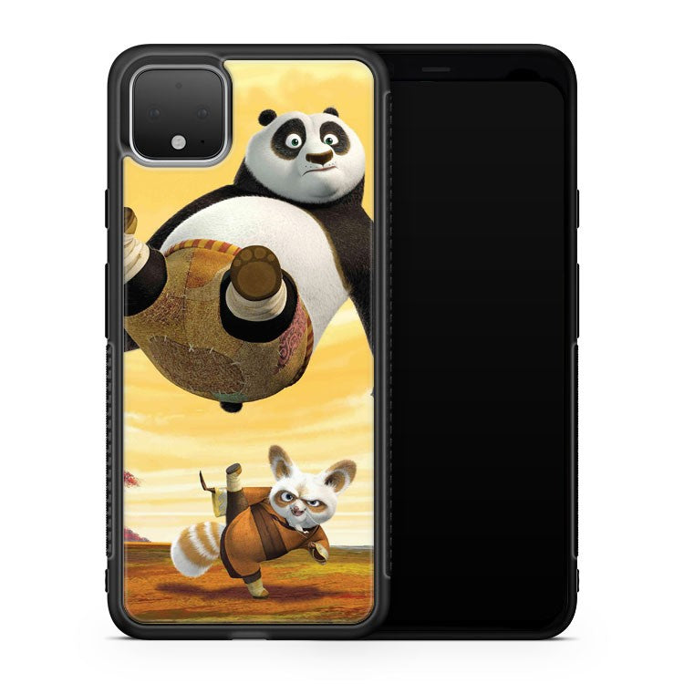 Kung Fu Panda And Shifu Google Pixel 4 Case Cover