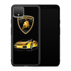 Lamborghini Dodge Cars Google Pixel 4 Case Cover