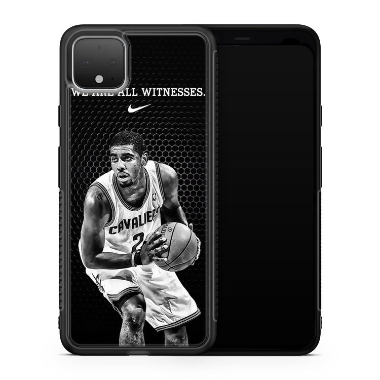 Kyrie Irving Cleveland Cavaliers Google Pixel 4 Case Cover