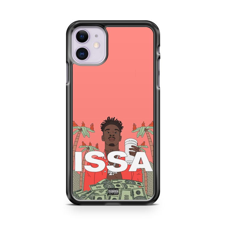 21 Savage Issa Album iPhone 11 Case Cover | Overkill Inc.
