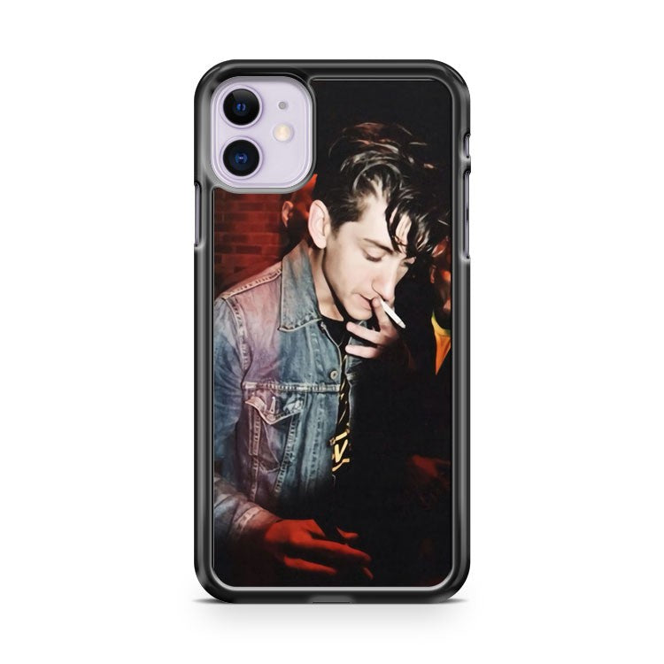 Alex Turner Arctic Monkeys Indie iPhone 11 Case Cover | Overkill Inc.