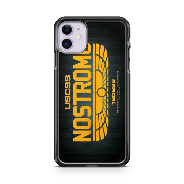 Alien Inspired Uscss Nostromo Weyland Yutani iPhone 11 Case Cover | Overkill Inc.