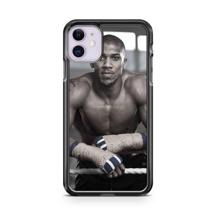 Anthony Joshua Boxing Champion iPhone 11 Case Cover | Overkill Inc.