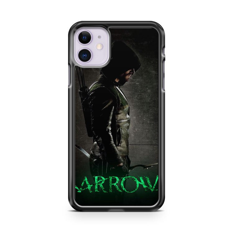 Arrow Tv Series Oliver Queen iPhone 11 Case Cover | Overkill Inc.