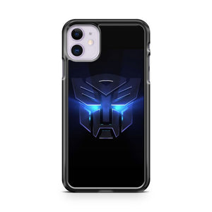Autobots Transformers Logo iPhone 11 Case Cover | Overkill Inc.
