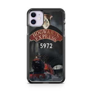 Awesome Hogwarts Express Harry Potter iPhone 11 Case Cover | Overkill Inc.
