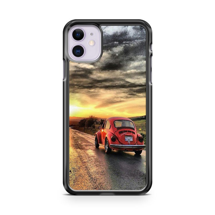 Classical Beetle Car Style iPhone 11 Case Cover | Overkill Inc.