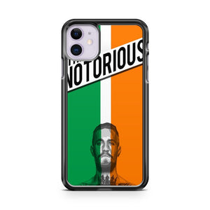 Conor Mcgregor Mma Ufc Ireland Flag iPhone 11 Case Cover | Overkill Inc.