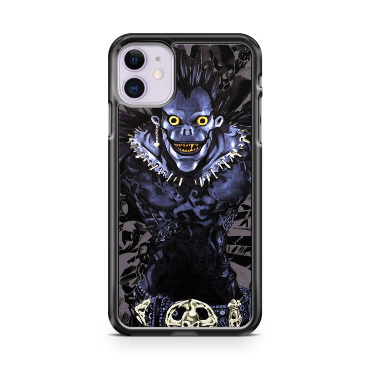 Death Note Shinigami iPhone 11 Case Cover | Overkill Inc.