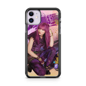 Descendants Mal iPhone 11 Case Cover | Overkill Inc.