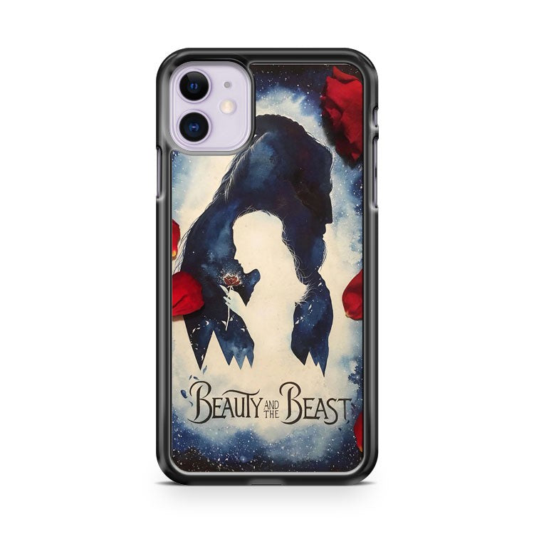 Disney Beauty And The Beast 2 iPhone 11 Case Cover