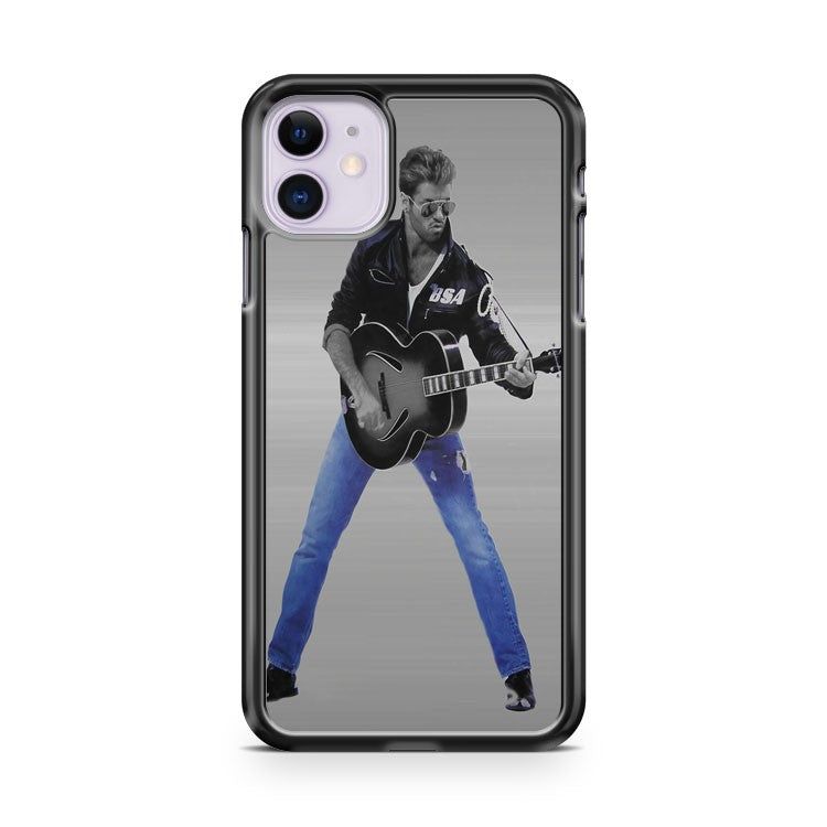 George Michael Faith iPhone 11 Case Cover