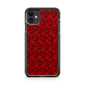 5 Seconds Of Summer Skulls 2 iPhone 11 Case Cover | Overkill Inc.