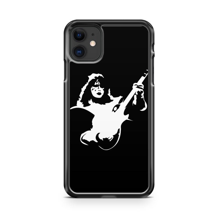 Ace Frehley iPhone 11 Case Cover | Overkill Inc.
