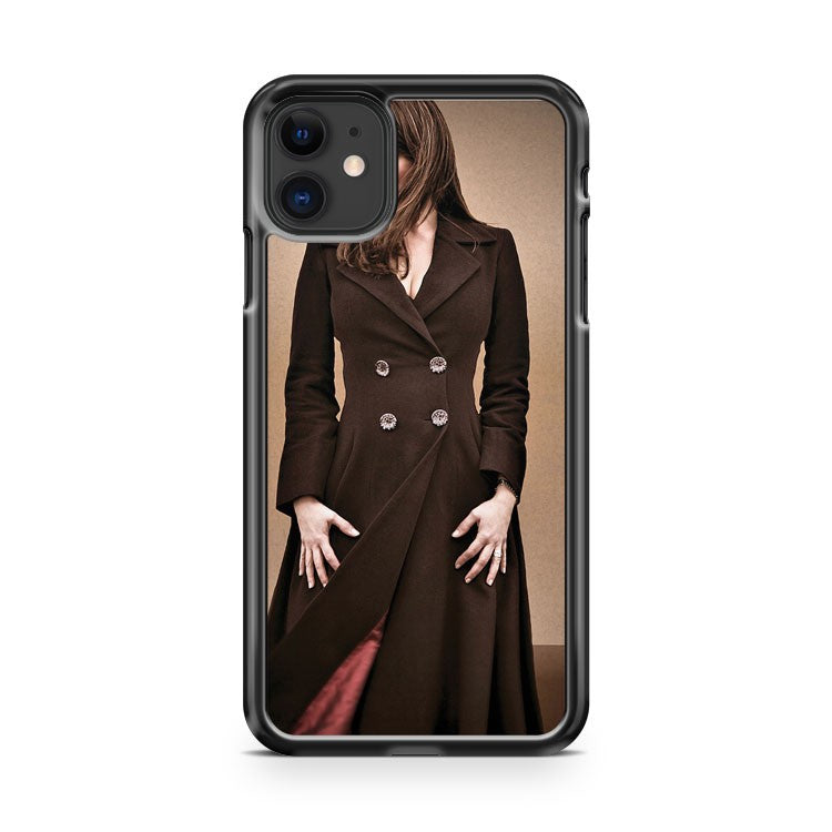 Amanda Tapping iPhone 11 Case Cover | Overkill Inc.