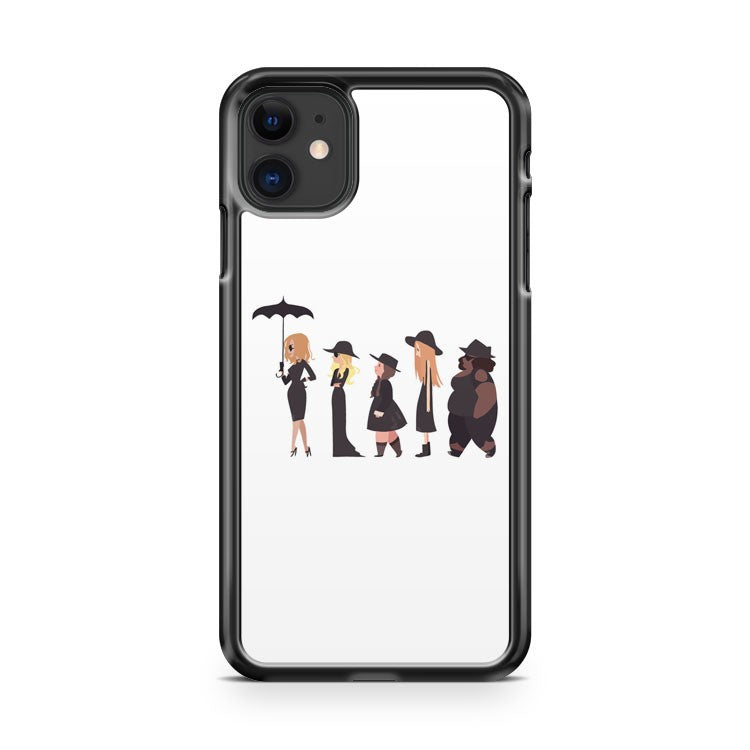 American Horror Story Coven 2 iPhone 11 Case Cover | Overkill Inc.