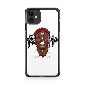 Asap Rocky 4 iPhone 11 Case Cover | Overkill Inc.