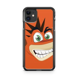 Crash Bandicoot iPhone 11 Case Cover | Overkill Inc.