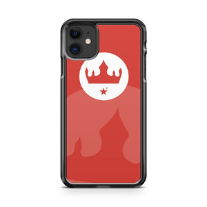 Crown Of The Monarchy Destiny iPhone 11 Case Cover | Overkill Inc.