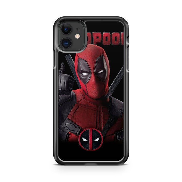 Deadpool 22 iPhone 11 Case Cover | Overkill Inc.