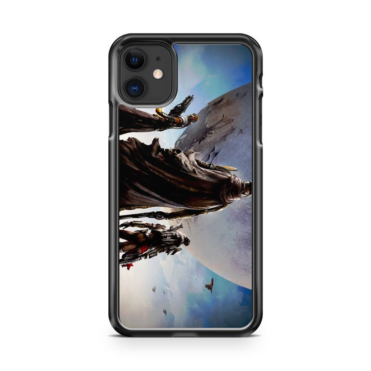 Destiny Earth iPhone 11 Case Cover | Overkill Inc.