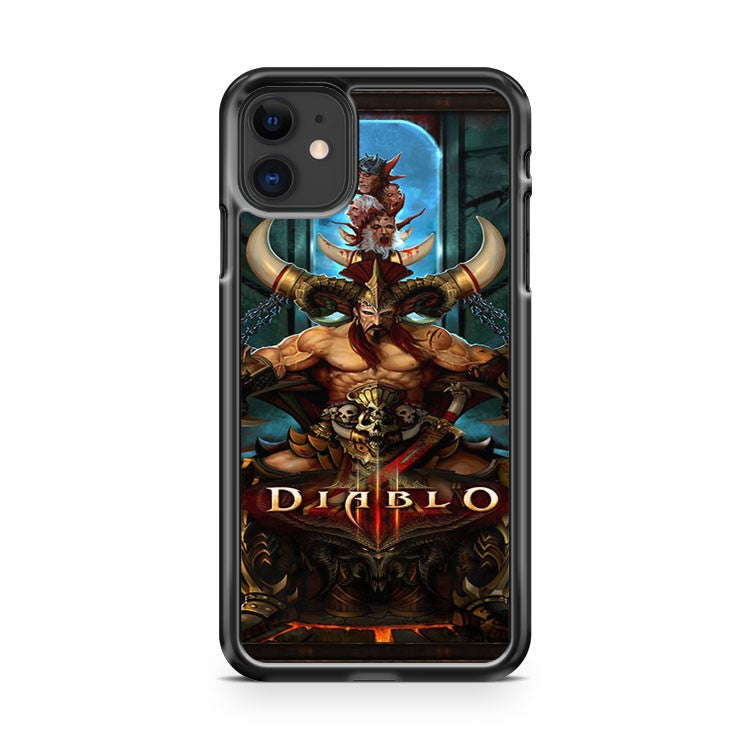 Diablo 3 Diablo Human Games iPhone 11 Case Cover