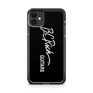 B C Rich Guitars Bc iPhone 11 Case Cover | Overkill Inc.
