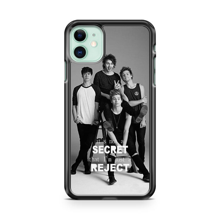 5 Seconds Of Summer iPhone 11 Case Cover | Overkill Inc.