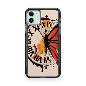 A Ruptured Time iPhone 11 Case Cover | Overkill Inc.