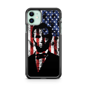 Abraham Lincoln iPhone 11 Case Cover | Overkill Inc.