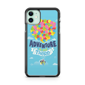 Adventure Is Out There iPhone 11 Case Cover | Overkill Inc.