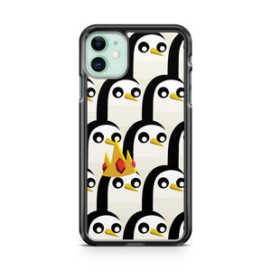 Adventure Time Gunter iPhone 11 Case Cover | Overkill Inc.