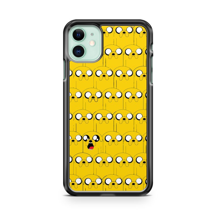 Adventure Time Jake The Dog iPhone 11 Case Cover | Overkill Inc.