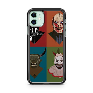 All Monster Are Human iPhone 11 Case Cover | Overkill Inc.