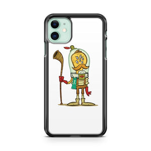 Alphorn Champion 1908 iPhone 11 Case Cover | Overkill Inc.
