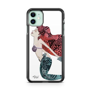 Ariel Zen Tangle iPhone 11 Case Cover | Overkill Inc.