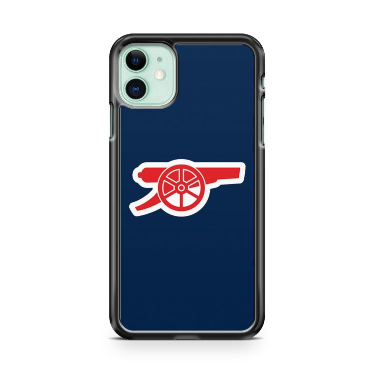 Arsenal Gunners iPhone 11 Case Cover | Overkill Inc.