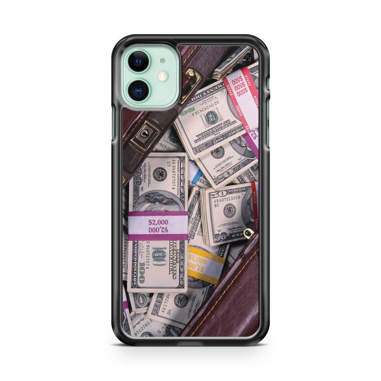 Bag Of Money iPhone 11 Case Cover | Overkill Inc.