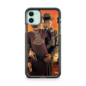 Clyde And Bonnie iPhone 11 Case Cover | Overkill Inc.