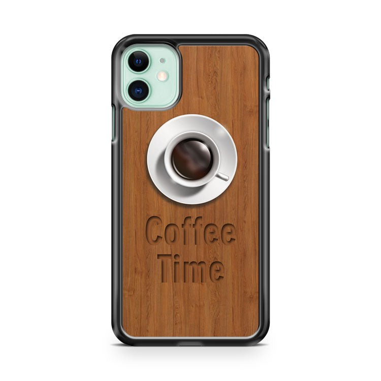 Coffee Time iPhone 11 Case Cover | Overkill Inc.