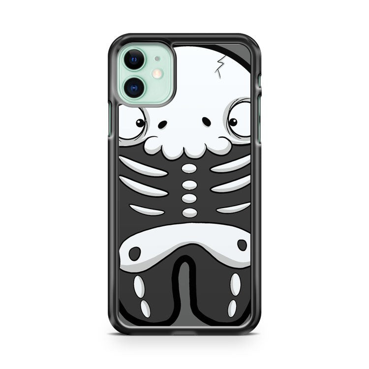 Creepies Skelly iPhone 11 Case Cover | Overkill Inc.
