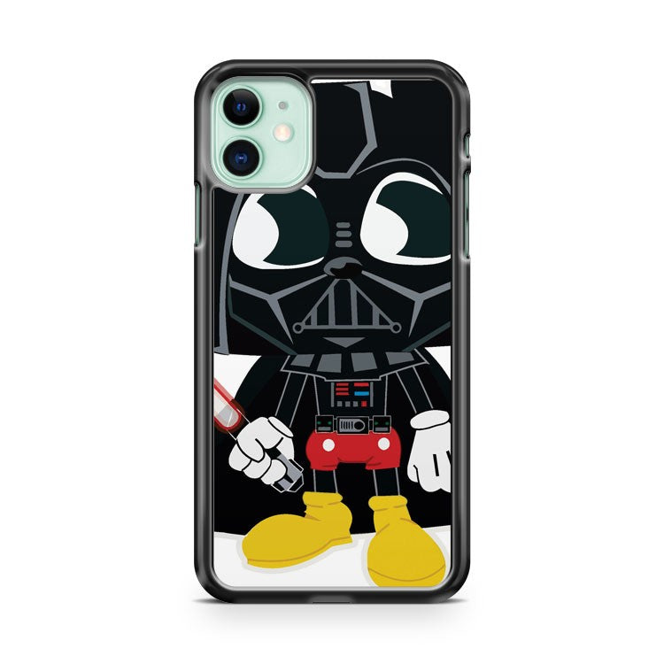 Darth Mickey iPhone 11 Case Cover | Overkill Inc.