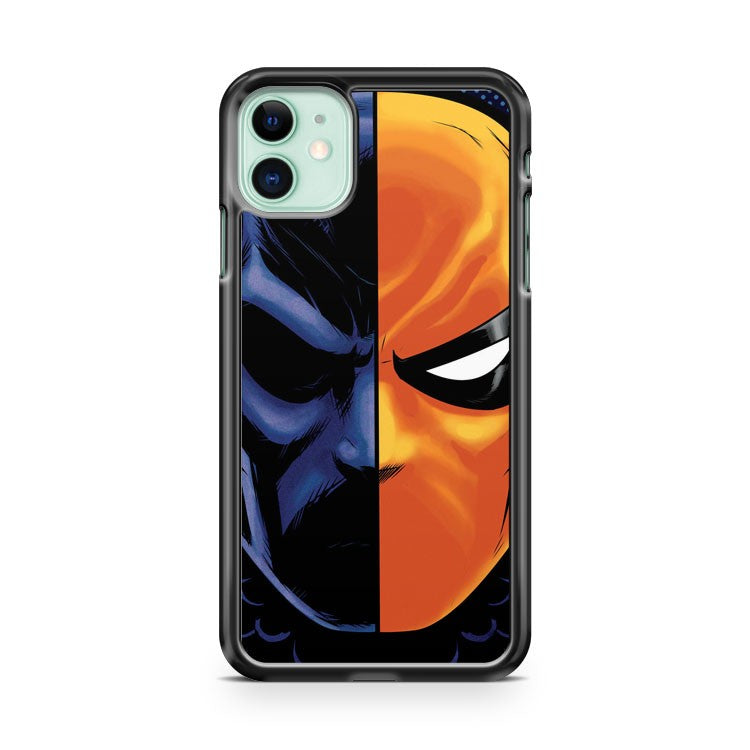 Deathstroke Mask 2 iPhone 11 Case Cover | Overkill Inc.