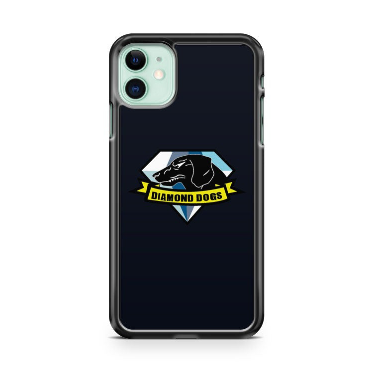 Diamond Dogs Mgsv iPhone 11 Case Cover