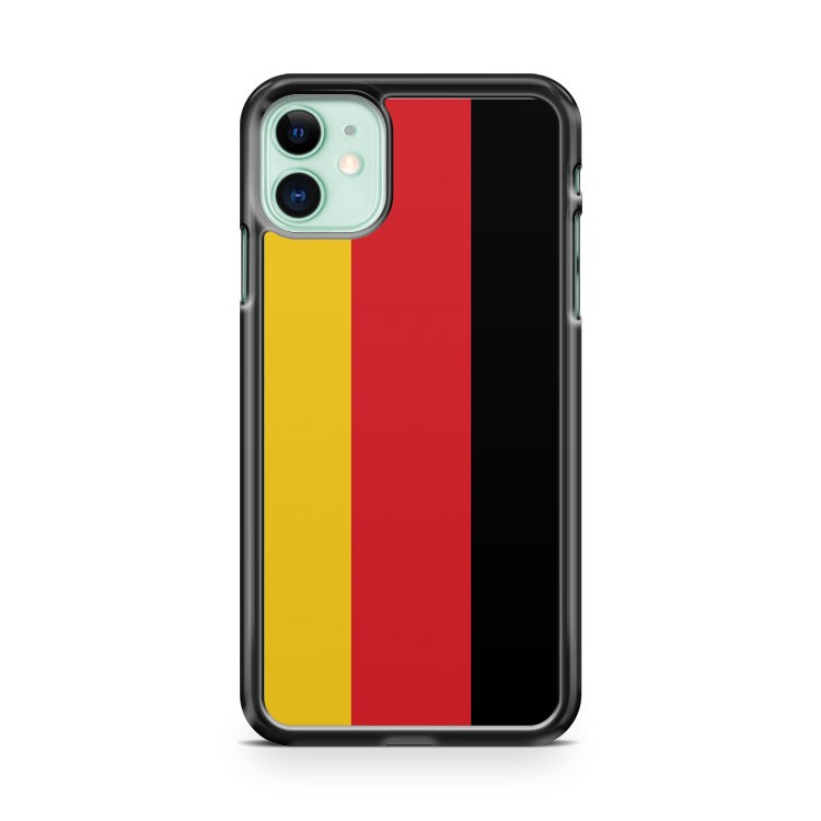 Germany World Cup Flag iPhone 11 Case Cover