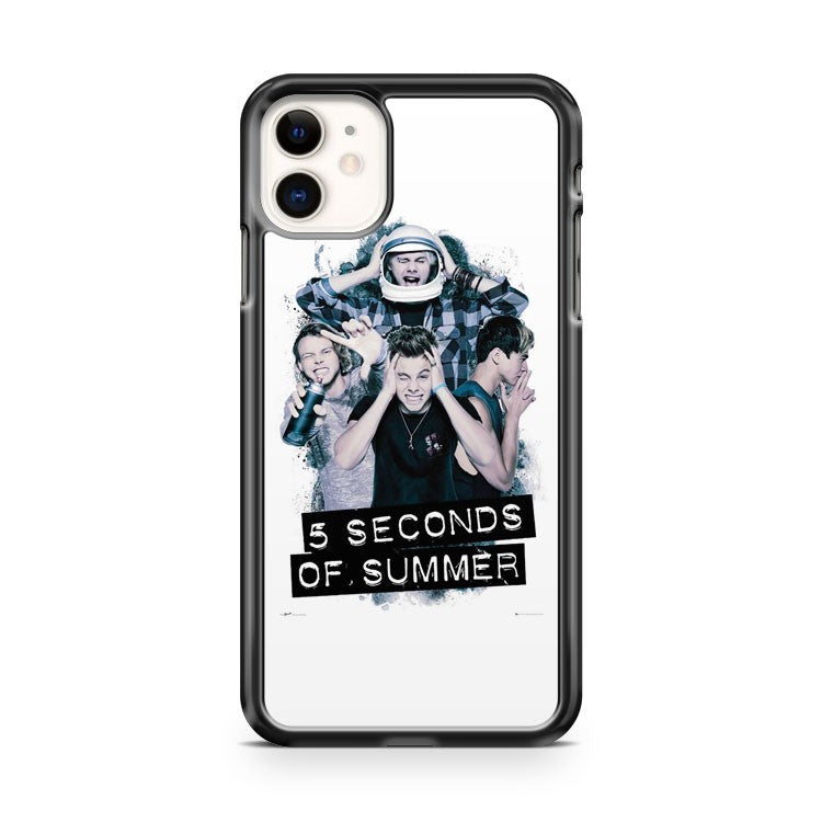 5 Seconds Of Summer Headache iPhone 11 Case Cover | Overkill Inc.