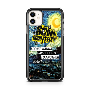 5Sos Seconds Of Summer Starry Night iPhone 11 Case Cover | Overkill Inc.