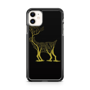 Amazing Deer Tree iPhone 11 Case Cover | Overkill Inc.