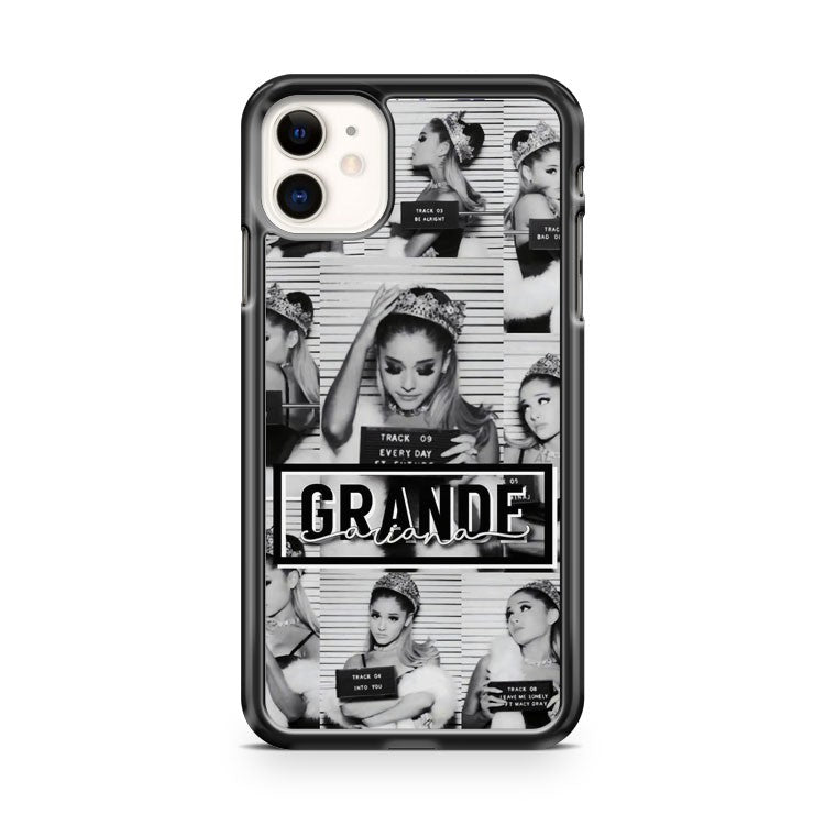 Ariana Grande Celebrity iPhone 11 Case Cover | Overkill Inc.