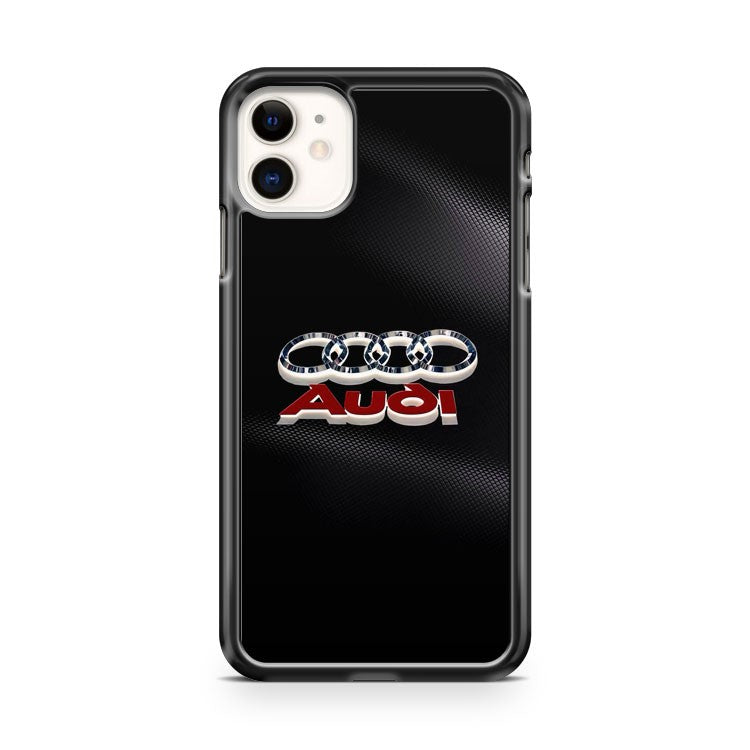 Audi Rs Sport Car Logo iPhone 11 Case Cover | Overkill Inc.